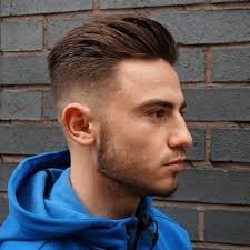 College Hairstyles For Guys