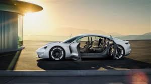 Porsche Concept Study Mission E  C