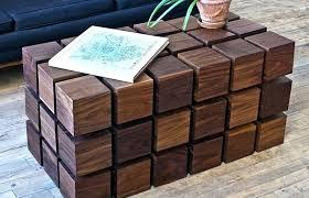 cube coffee tables wood cube table dark wood cube coffee table cube coffee table uk