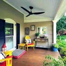 porch ceiling fans impressive large size of rustic patio fan with mister outdoors outdoor fashionable lights ceiling fans on a porch