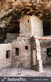 Anasazi Architecture And American Design Historical Architecture Anasazi Dwelling Stock Image