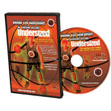 how to survive and thrive as an undersized basketball dvd