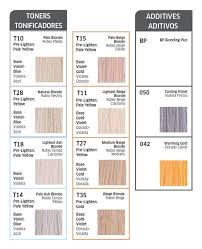 Wella Toner Chart Before And After 3x Wella Color Charm T14 Pale Ash Blonde Silver Lady Hair