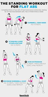 16 Ways To Get The Perfect Abs For Women Styles Weekly