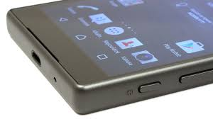 sony z5 compact. sony xperia z5 compact edge design