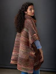 Free Poncho Patterns
