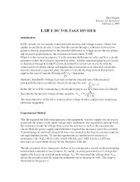 Example Of A Lab Report Examples Of A Lab Report