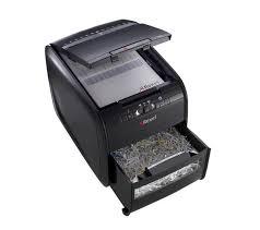 2103060 - <b>REXEL Auto+ 60X</b> Cross Cut Paper Shredder - Currys ...