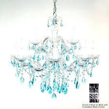 turquoise chandelier turquoise chandelier crystals classic lighting light traditional black crystal turquoise chandelier bakery ms
