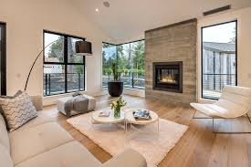 Modern Gas Fireplaces Clean And Contemporary Design Regarding Gas Fireplace Ideas