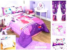 baby bedding my little pony bedroom furniture the bed set toddler