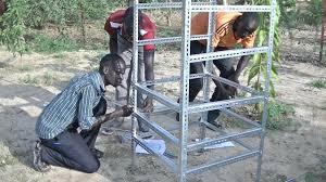 Design And Construction Of Solar Fish Dryer Solar Dryer Dehydrator Construction South Sudan