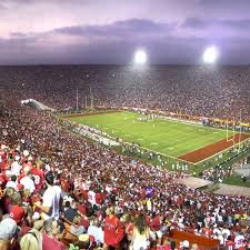 New Usc Coliseum Seating Chart Los Angeles Memorial Coliseum Seating Chart Seatgeek