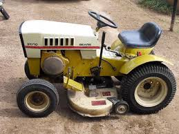old sears riding lawn mowers. sears st 16 garden tractor restoration. antique tractorsvintage tractorslawn old riding lawn mowers c