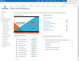 Sharepoint Website Example Whats New In Sharepoint Online Top 10 Microsoft 365 Blog