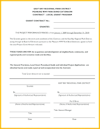 Simple Contractor Agreement Template General Contractor Agreement Template