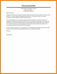 7 Cover Letter Sample For Job Hostess Resume