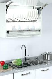 wall mount dish drainer dish rack functional wall mounted dish drying racks for draining dish without