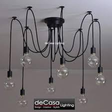 pendant modern lighting. Modren Pendant 8 Heads Pendant Lights Modern Lighting Retro Hanging Rumah U0026 Perabot Home  Dcor Di Carousell On Pendant Modern Lighting R
