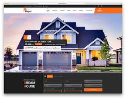 Small Picture 40 Best Real Estate WordPress Themes For Agencies Realtors and