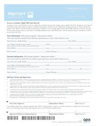 Fillable Online Dupage Medical Group Adult Proxy Form Fax