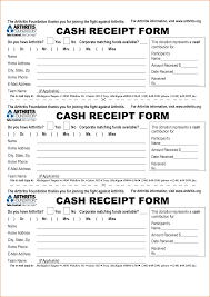 Cash Recepit Cash Receipt Form Printable Receipt 19