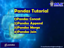 tutorial pandas concat pandas append