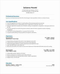... Private Chef Resume Sample Luxury Personal Resume Template Resume  Template Gray Gates Gates Gray ...