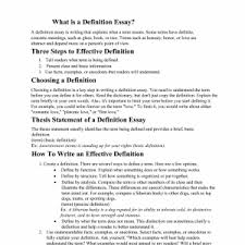 examples of an example essay cover letter  writing a definition essay examples cover letter template for definition essay examples love personal example