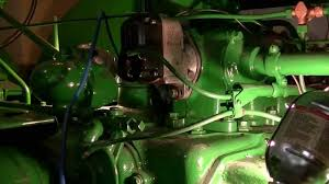 magneto installation and timing engine start