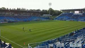 Saputo Stadium Section 128 Home Of Montreal Impact