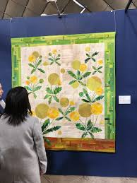 Heather's Blog: Tokyo International Great Quilt Festival 2018 ... & I really loved the quilts in the Junior Art Category. This is