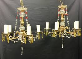 go to antique chandeliers