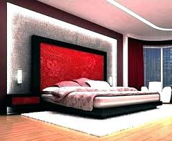 Red And Black Bedroom Ideas Red And Black Bedroom Decorating Ideas ...