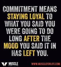 Quotes About Commitment Classy Commitment And Motivation Quotes