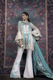 Latest Luxury Eid Collection by Sana Safinaz | Stylo Planet