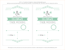 free printable wedding invitation templates for word. free wedding invitation templates.diy mint template 2 per page ahandcraftedwedding.png printable templates for word o