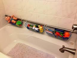 bathtub toy holder bath