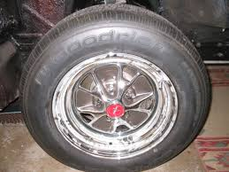 1965 1966 Tire And Wheels Picture Thread Ford Mustang Forum