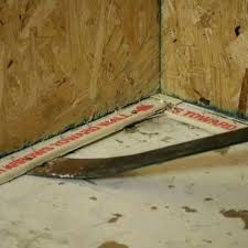 vinyl flooring glue removing how to remove asbestos tiles nailed tack strips tile from concrete floor
