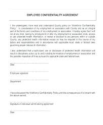 Free Simple Non Disclosure Agreement Template Lovely Confidentiality ...