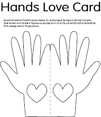 Praying Hands Coloring Page Vputiinfo