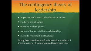 essay on leadership theories