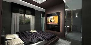 Modern Studio Apartment Design Modern Penthouse Apartment Bedroom Interior  Archikron Interior Designs
