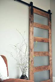 trends panel door glass indoor all modern home designs glass panel contemporary 5 panel barn door