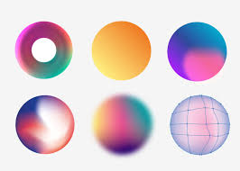 Trendy <b>Gradients</b> in Web Design