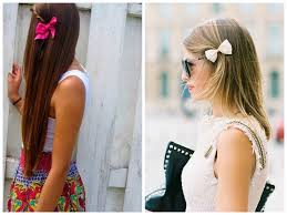 Bows In Hair Style the cutest ways to wear a bow hair world magazine 5602 by wearticles.com
