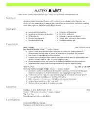 Preschool Teacher Assistant Resume Teachers Aides Resume Assistant Teacher Resume Teacher Resume Sample 88