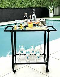 outdoor bar cart ikea bars to or
