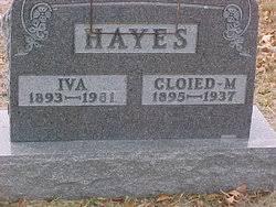 Iva Nadean Daniels Hayes (1893-1981) - Find A Grave Memorial